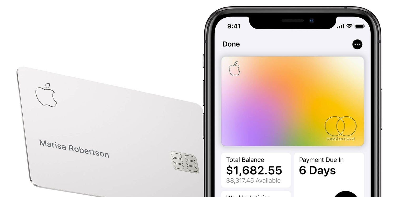 iPhone升级支付,通过 Apple Card 获得3%返现