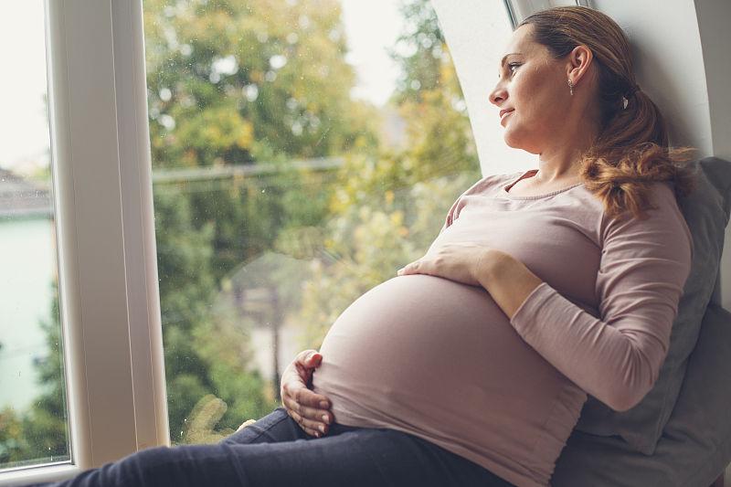孕囊是圆的,准妈妈认为是女孩,产后却无法淡定:孕囊 圆