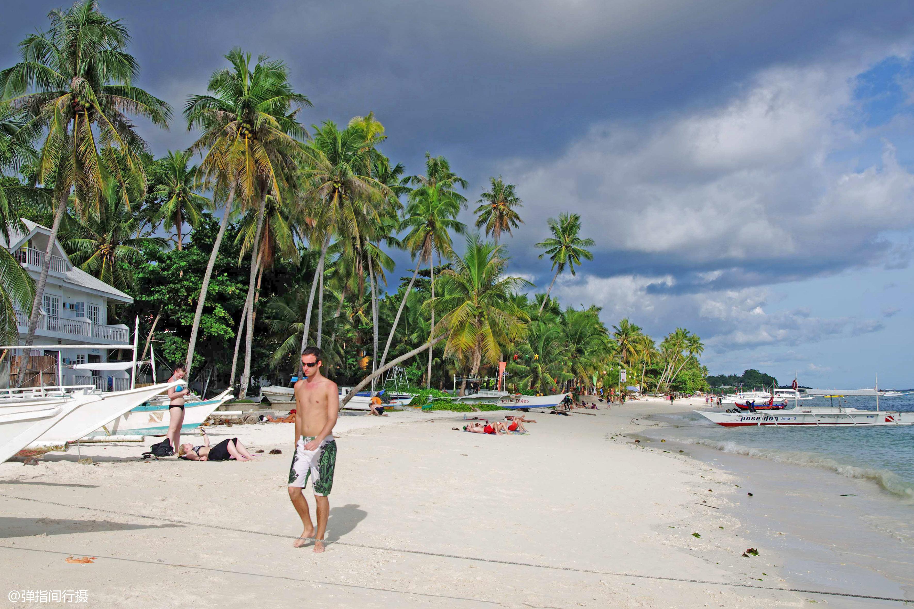 """菲律宾最美海岛,有个清凉名字叫""""薄荷"""",成西方游客享乐秘境"""