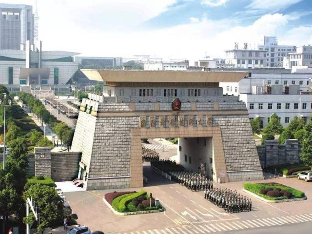 """我國軍校中的三所211大學,第一所更是985,號稱""""軍中清華""""!"""