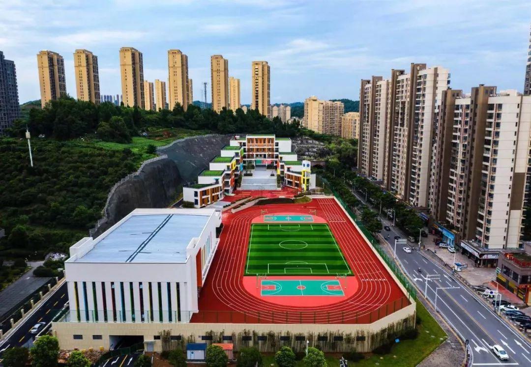 快看!岳湾路小学、东艳路小学……宜昌一大批学校最新进展来了!