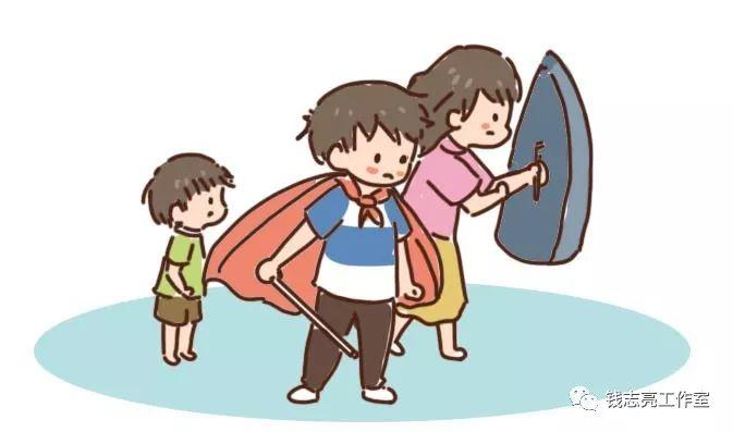 """父母会""""示弱"""",孩子更强大_父母怎样跟孩子示弱"""