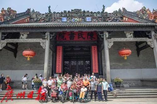 齐聚一堂,广州上百名残疾人体验工艺、体育嘉年华