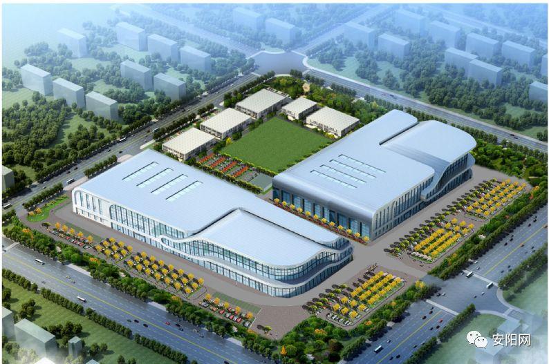 华北地区规模最大新能源汽车贸易港即将在安阳县