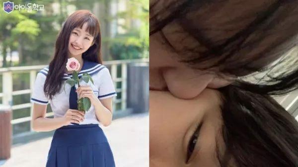 效仿吴卓林?23岁清纯女星宣布出柜,晒照甜吻女友:我很幸福!