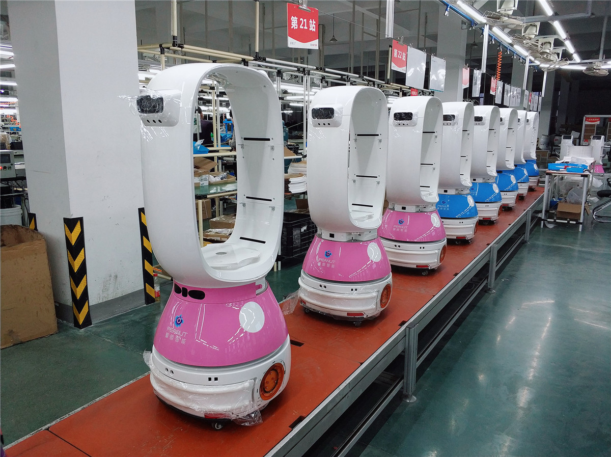 服务机器人站上新风口 送餐机器人市场将迎来爆发