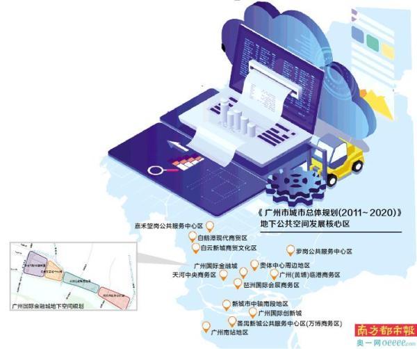 """番禺万博:广州未来的""""地下城"""" 将带给我们怎样的惊喜?"""