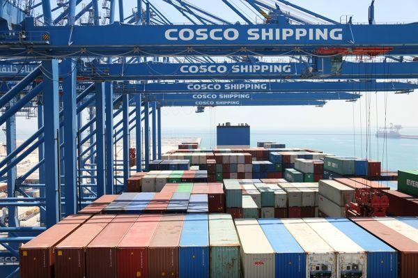 日媒:中远海运异军突起 改变集装箱运力版图