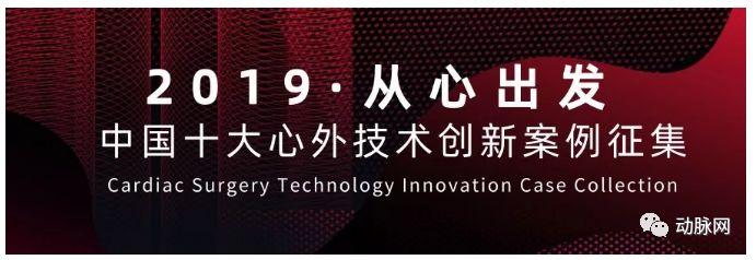 """突破力量 [从""""心""""出发,寻找创新突破的力量——2019中国十大心外技"""