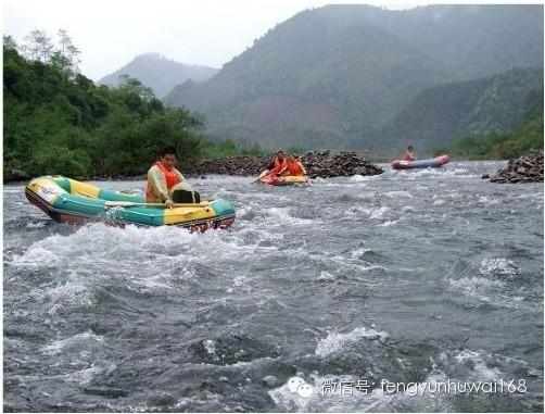 【风云户外】漂流自驾优惠门票 — 大荆仙溪猛洞河漂流