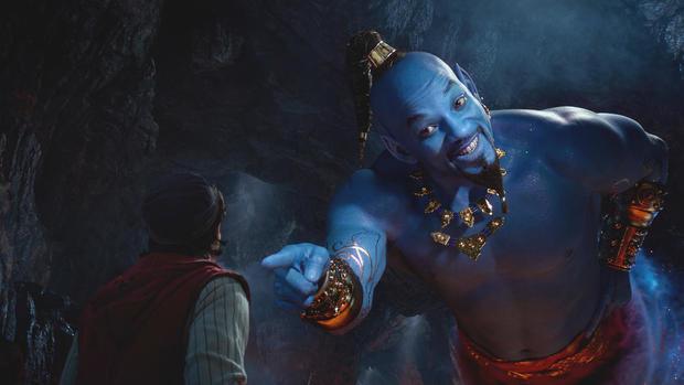 迪士尼真人版《阿拉丁》有望拍续集 正在酝酿第二部