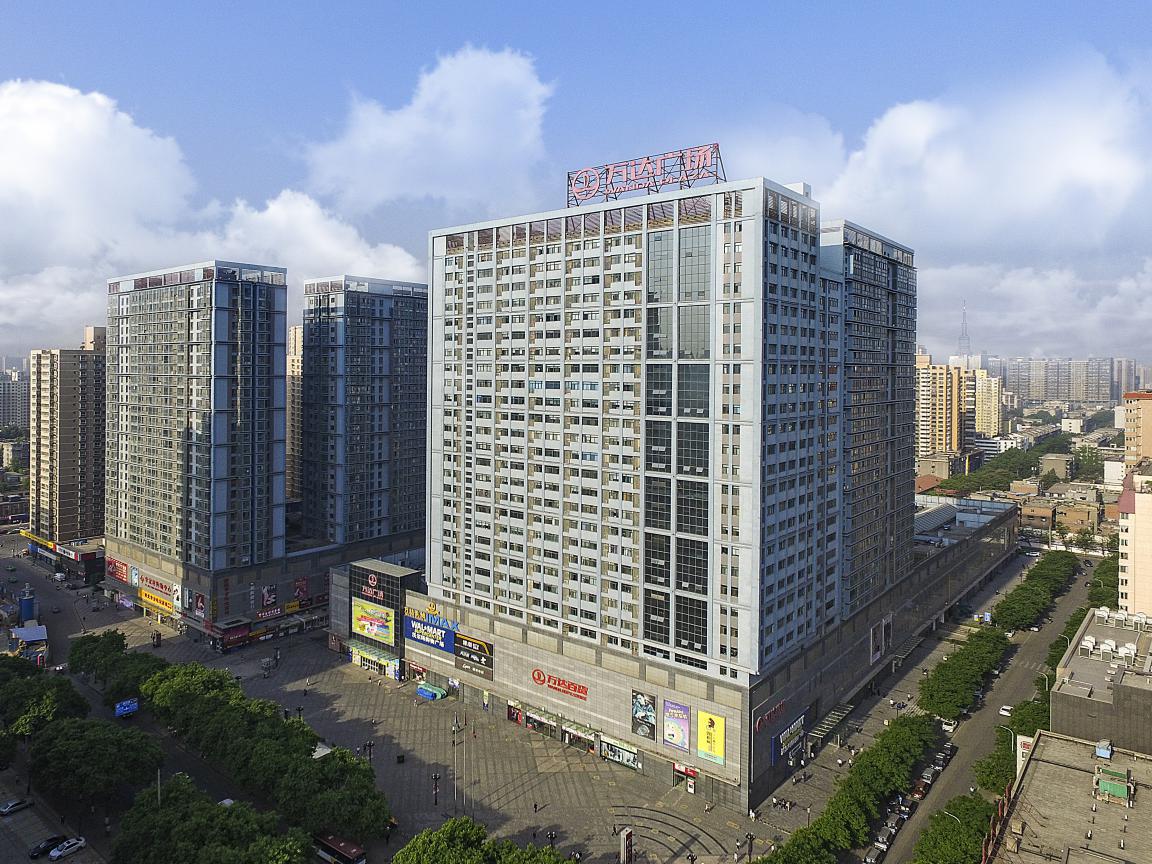 万达集团在陕追投20个万达广场 将体育集团中国总部落户西安