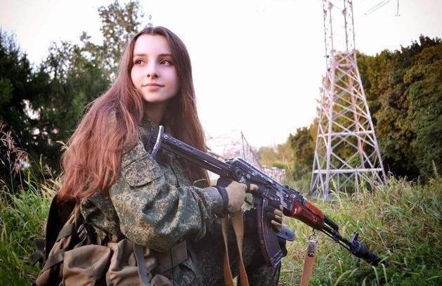 5万乌克兰女兵,魔鬼还是天使,你是否同情心泛滥