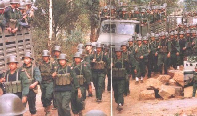 中国打黑最大一战: 2000名武警出动, 光手雷就缴获200多枚