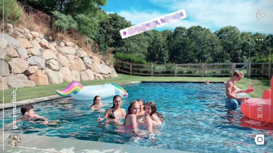 邓文迪海边开豪华派对,私人泳池尽显奢华,两女儿越长越标志 作者: 来源:不八卦会死星人