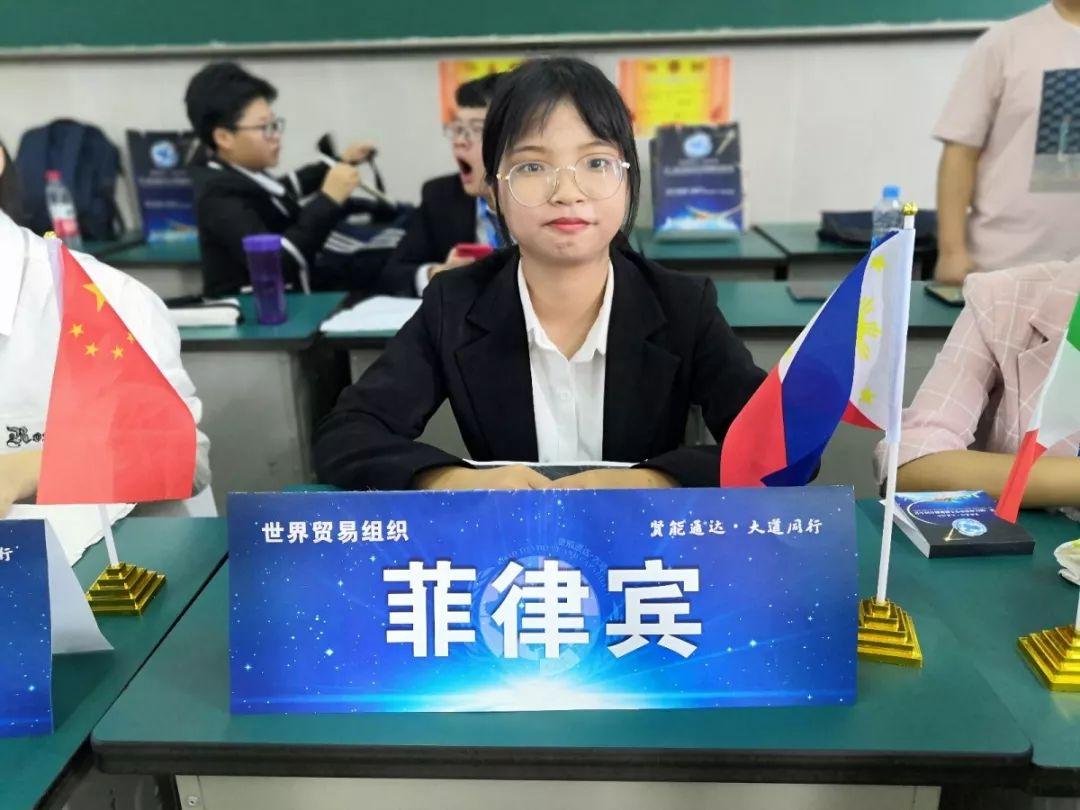 情色电影之制服丝袜����_鹰潭市代表团在江西省中学生模拟联合国大会上