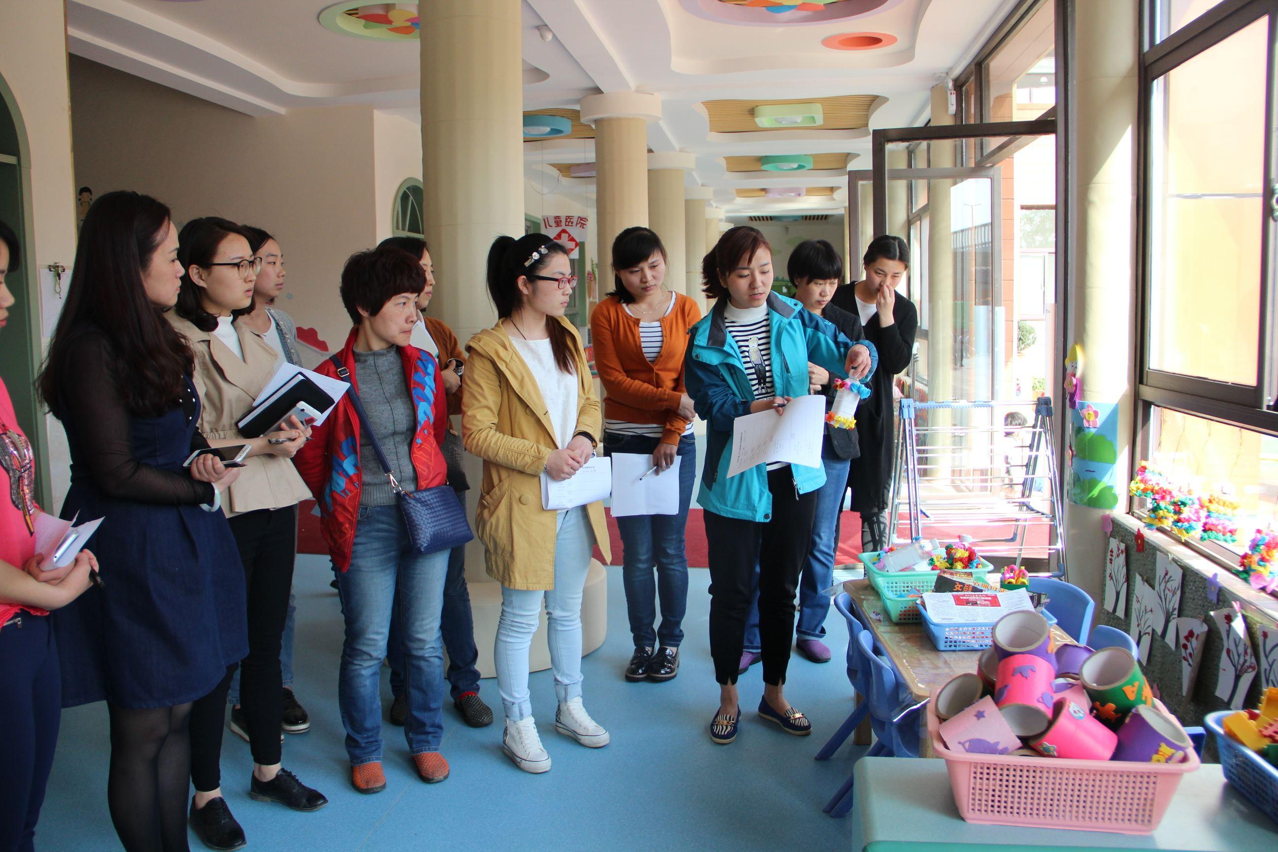 【开学准备】园长指导幼儿教师的八个步骤,实用有效!