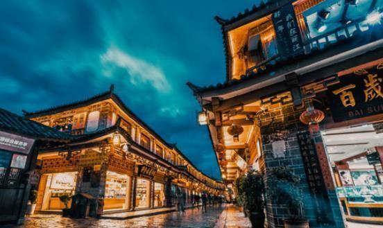 風情萬種的麗江古城,風花雪月的洱海,你更鐘情哪一個?