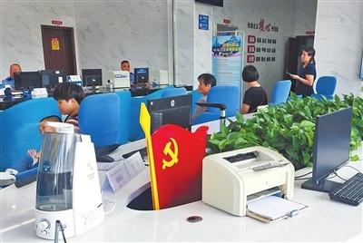 平沙镇大力构建基层党群服务体系 让群众办事只跑一扇门