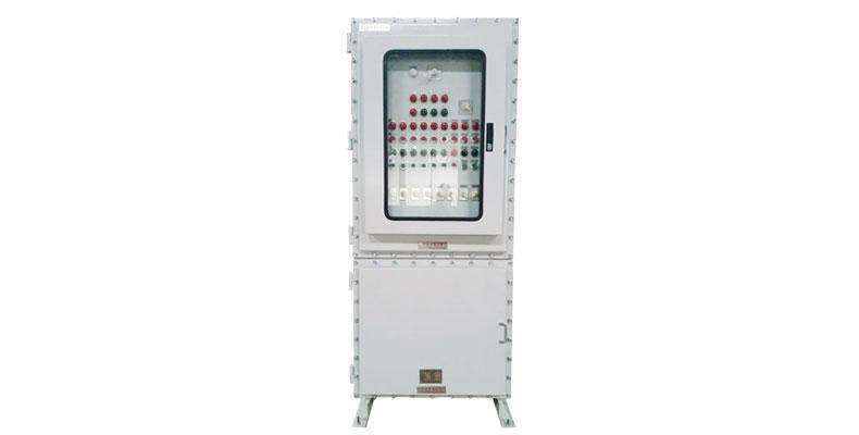 防爆配控制箱接电线规范