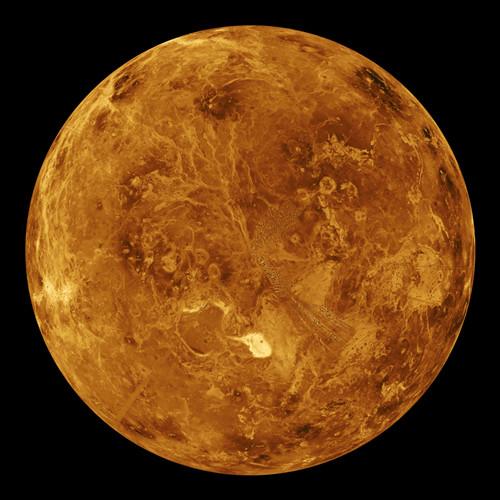 长庚星和启明星的照片图片