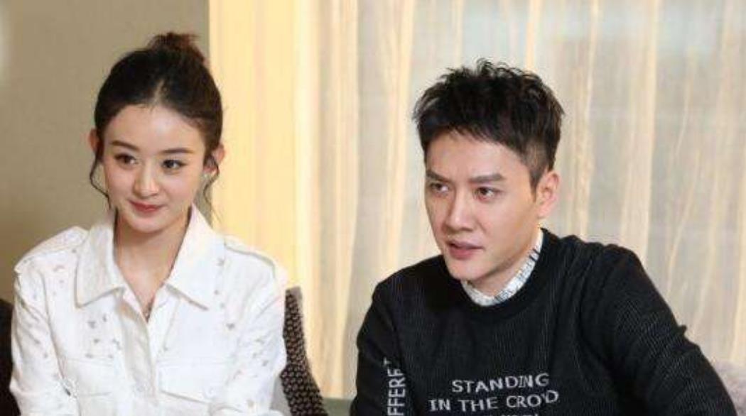 冯绍峰方否认离婚,纯属谣言