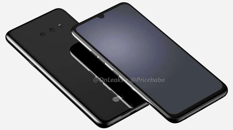 LG G8X将是第一款带有显示屏指纹传感器的手机