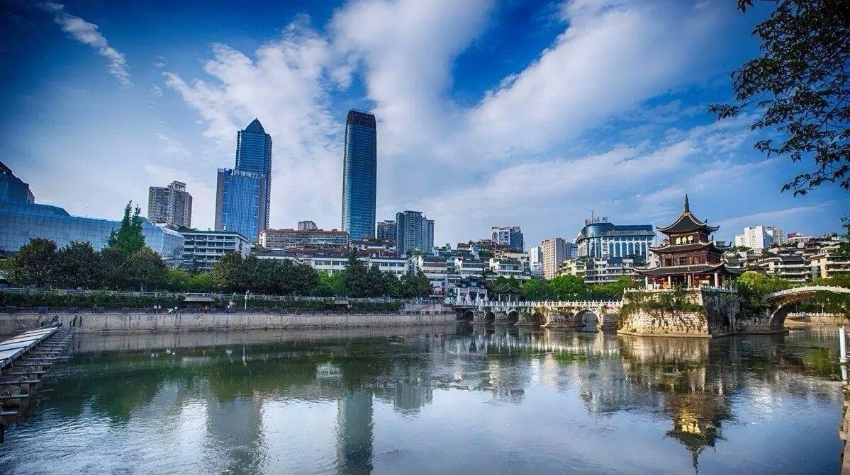"""贵州继贵阳之后,又一座城市将要""""起飞"""",不是六盘水也不是铜仁"""