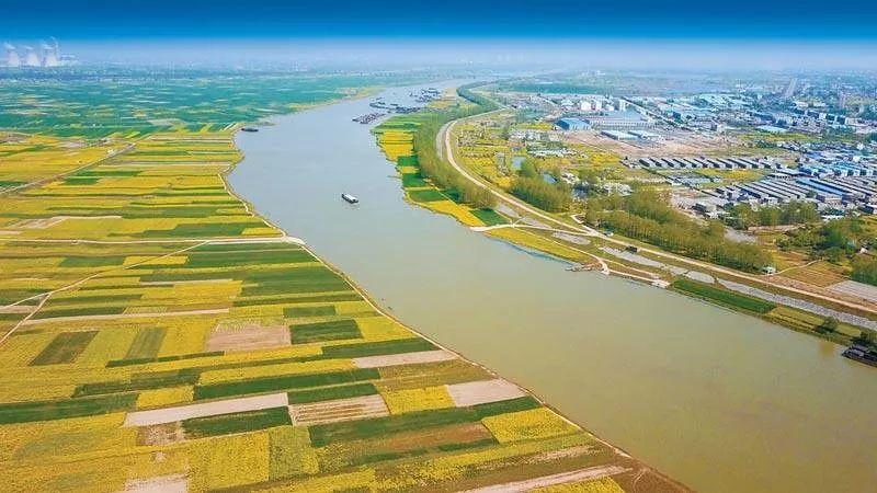 千里淮河第一家!淮南港水上服务区将开工建设