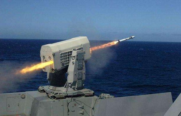 新型超音速舰载拦截系统,轻松拦截巡航导弹,亮相大西洋