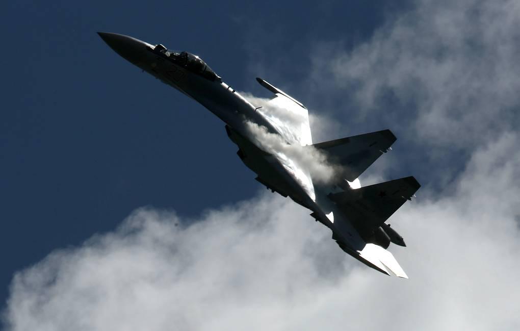 土媒:土耳其正在考虑购买俄罗斯苏-35战斗机