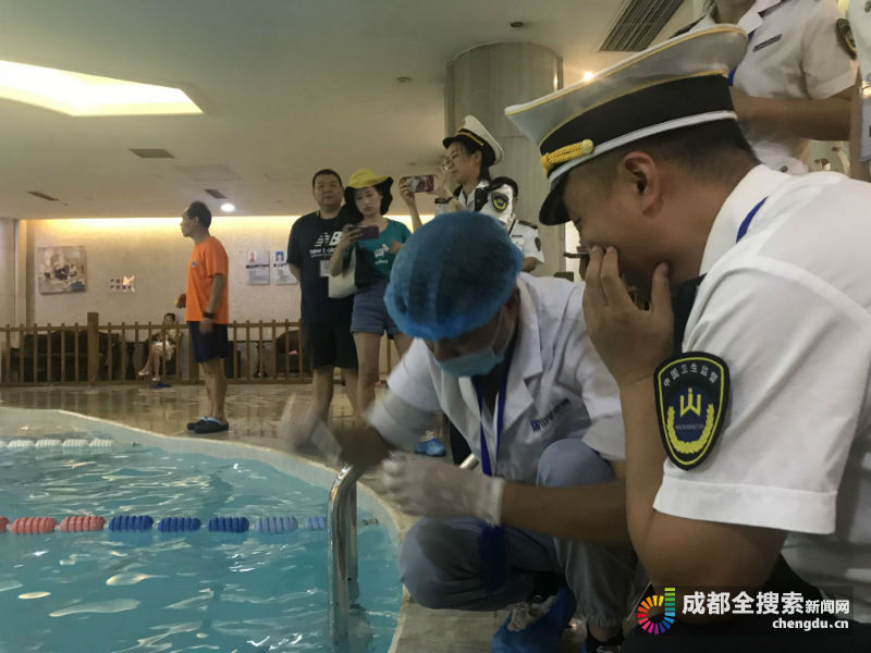 <b>成都抽检323家游泳场所 你家小区的游泳池合格了吗?</b>