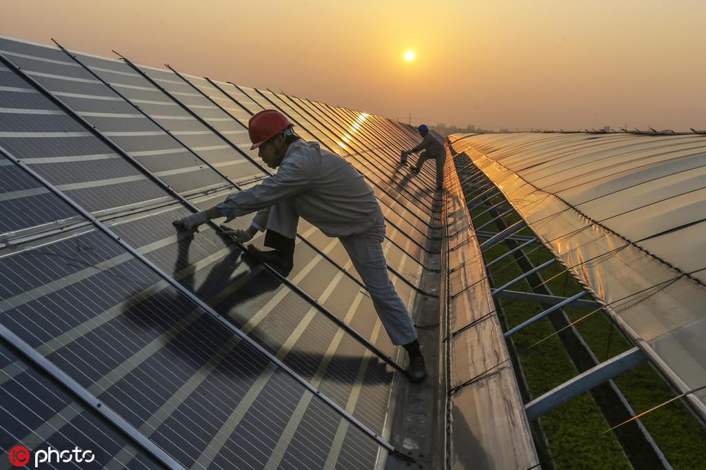 我太阳能发电已比电网供电便宜