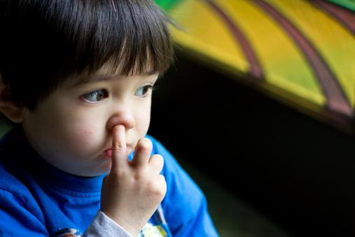 宝宝咳嗽、流鼻涕,萝卜洗净煮一煮,喝小半碗,止咳化痰:流鼻涕喝萝卜