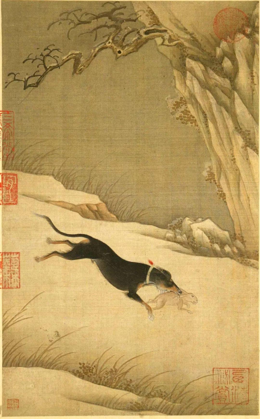 古代贵妃娘娘简笔画