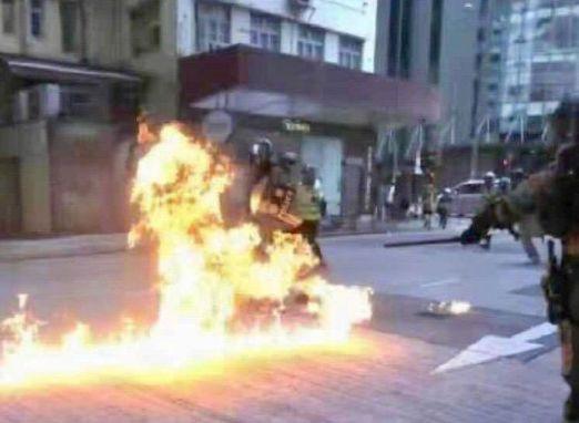 恐怖主义知多少   为什么说香港开始出现恐怖主义苗头_犯罪