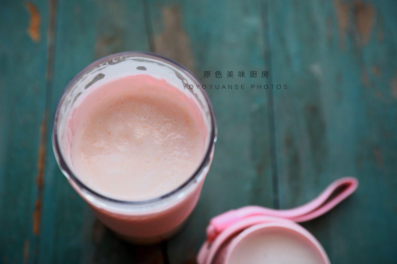 立秋以后,用它和牛奶搅打一下,清甜细腻健脾胃