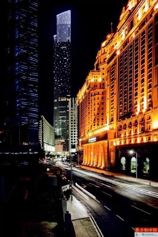 广州东塔530米云端酒店有望10月开业,实拍真容首次曝光!