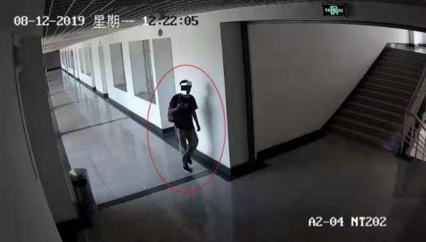 抓了!嚣张小偷专在高校作案,离汉前竟又在同一教学楼下手