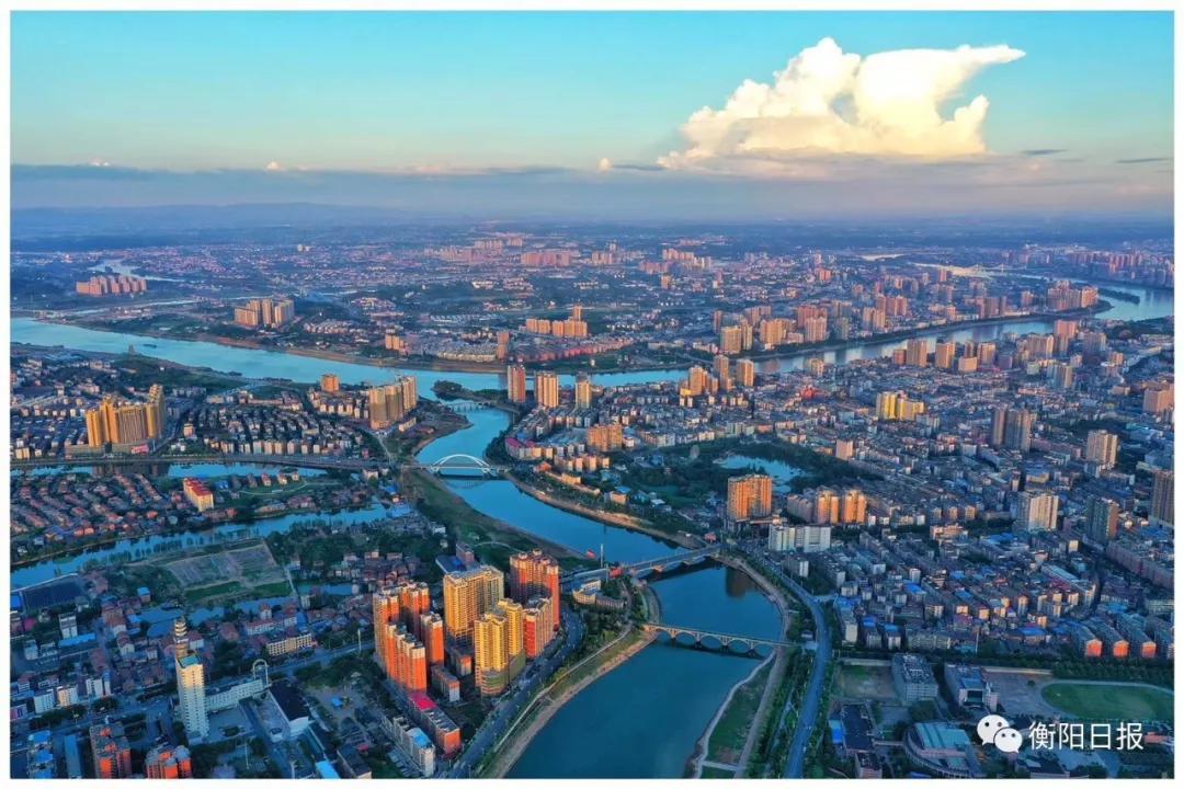 衡阳市gdp_衡阳市地图
