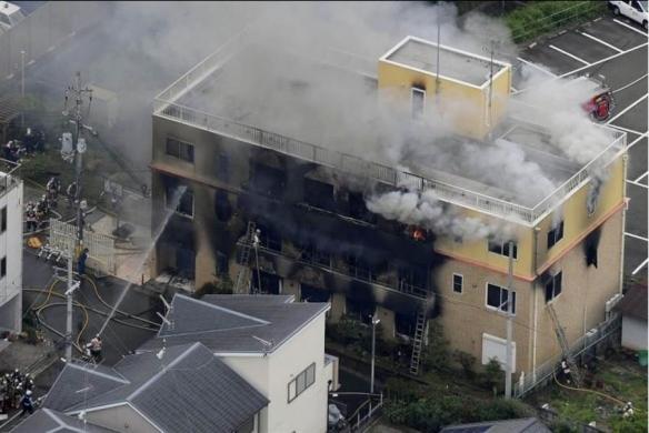 京都纵火案发生不到一个月!京阿尼幸存员工自主复工