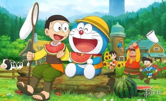 《哆啦A梦:牧场物语》PC版10月11日发售!支持中文