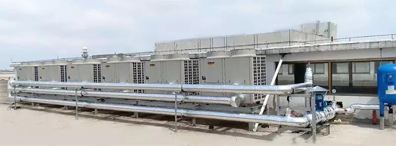 热泵水系统部件选型(一)(水管道·蓄能水箱·膨胀罐·自动补水阀)