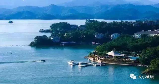 临湖依海的最美酒店,真正实现坐看四时之景,抓住暑假的尾巴!