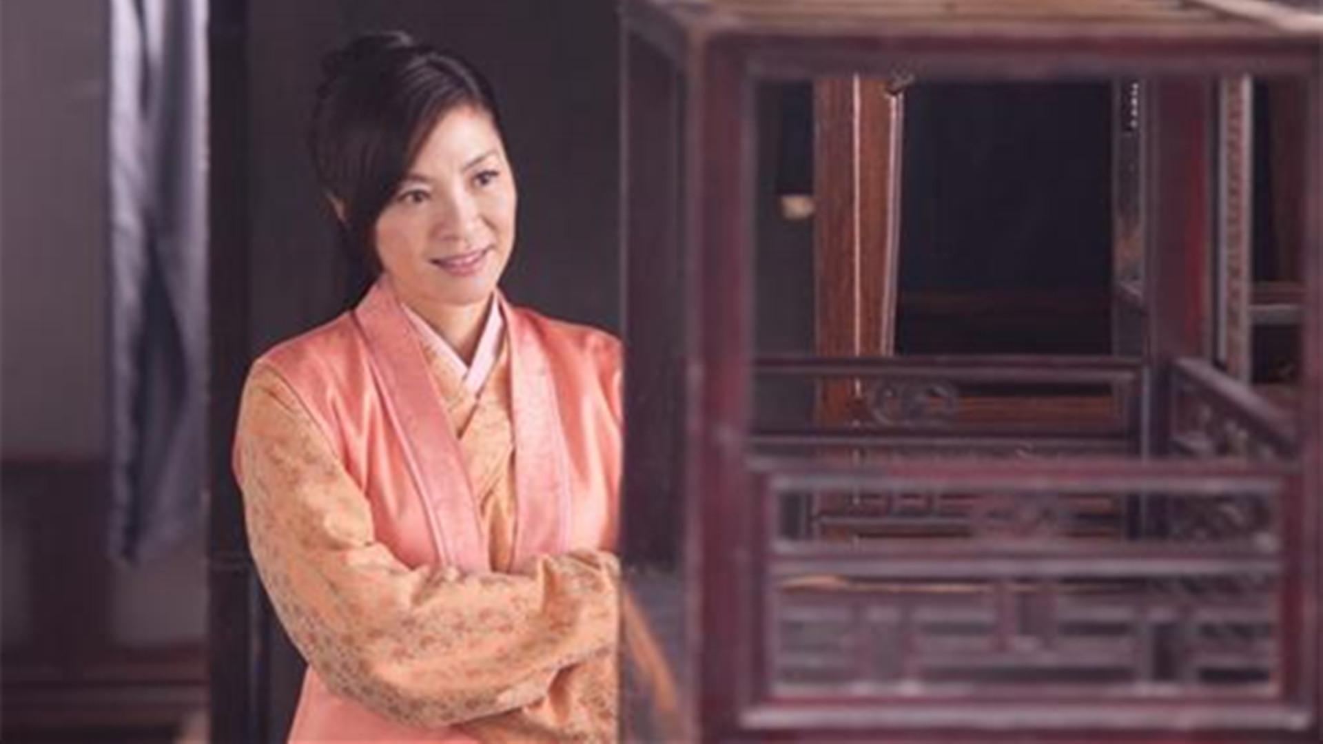 电影中的六位女侠角色,刘亦菲心思缜密,但都不如第一位经典