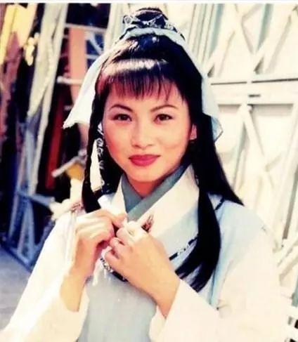 """她被香港朋友称""""牛肉碎"""",曾是经典的阿紫,如今却让人难以启齿"""