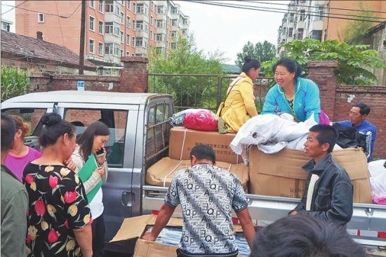 阿城区小岭街道抗洪救灾纪事