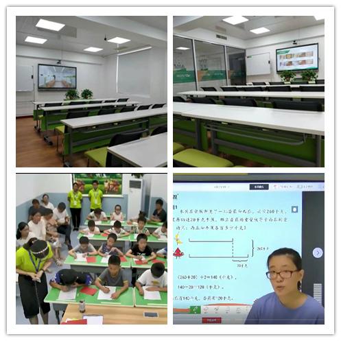 双师授课模式走进黄骅 为孩子打造趣味课堂