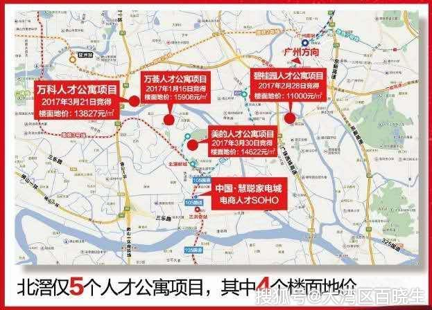 北滘gdp_大湾区地铁城轨一票通达 楼市重组已进入倒计时