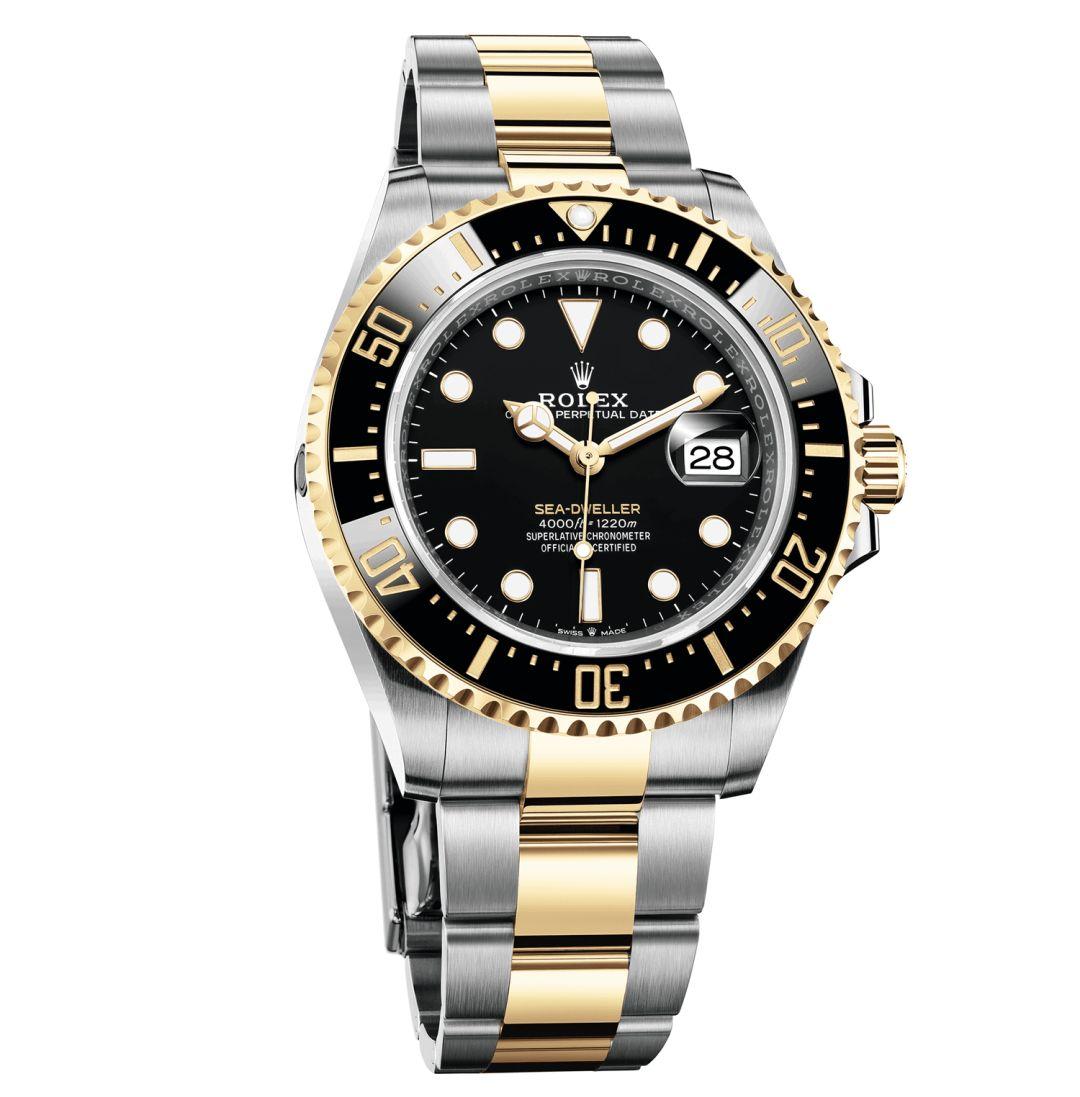 手表资讯  2020年1月731毫米劳力士是一只女性手表.图片